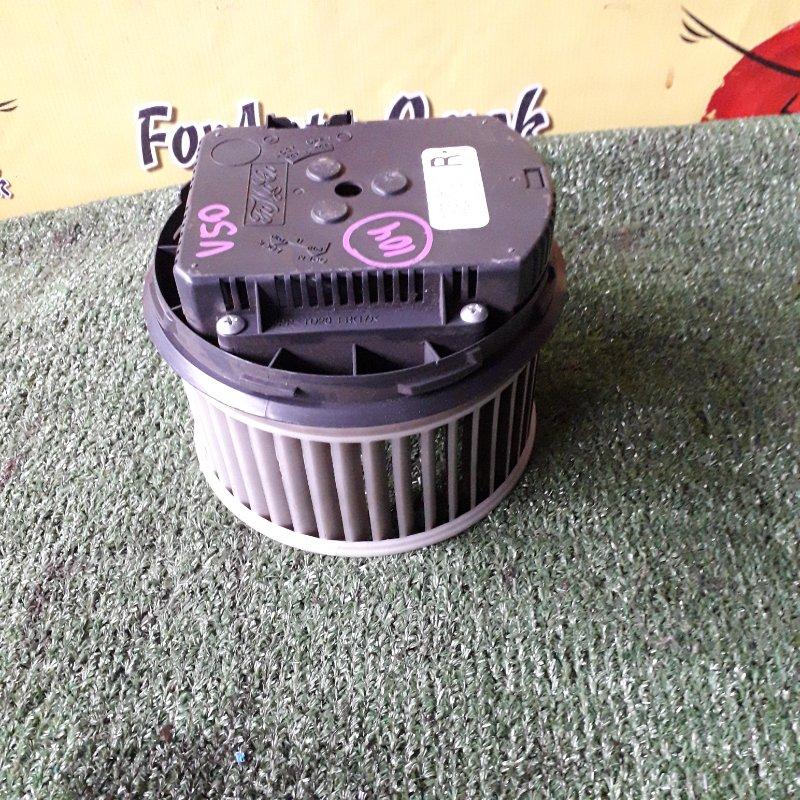 Мотор печки Volvo V50 MW66 B5244S4 2009 (б/у)