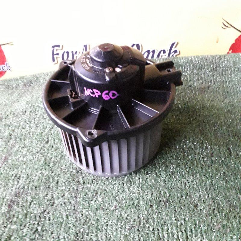 Мотор печки Toyota Bb AXP41 (б/у)