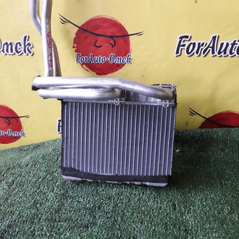 Радиатор печки Bmw X3 E83 M54B25 2004 (б/у)