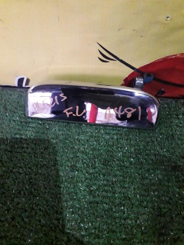 Ручка двери внешняя Suzuki Mr Wagon MF21S передняя левая (б/у)