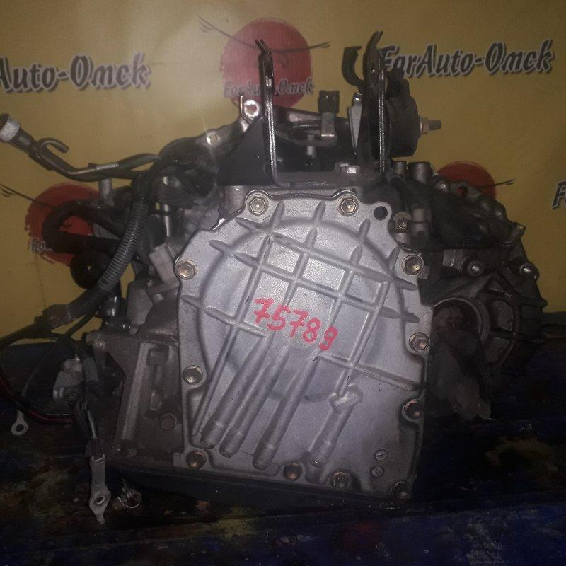 Акпп Toyota Allex ZCT10 1ZZ-FE (б/у)