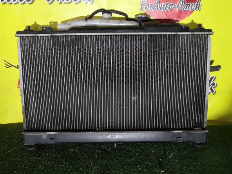 Радиатор двс Mazda Atenza GG3P L3-VE (б/у)