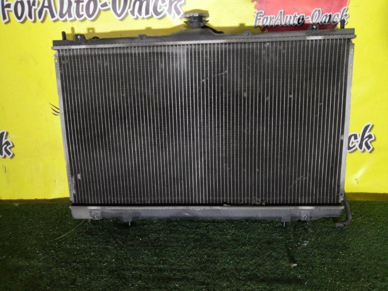Радиатор двс Mitsubishi Grandis NA4W 4G69 (б/у)
