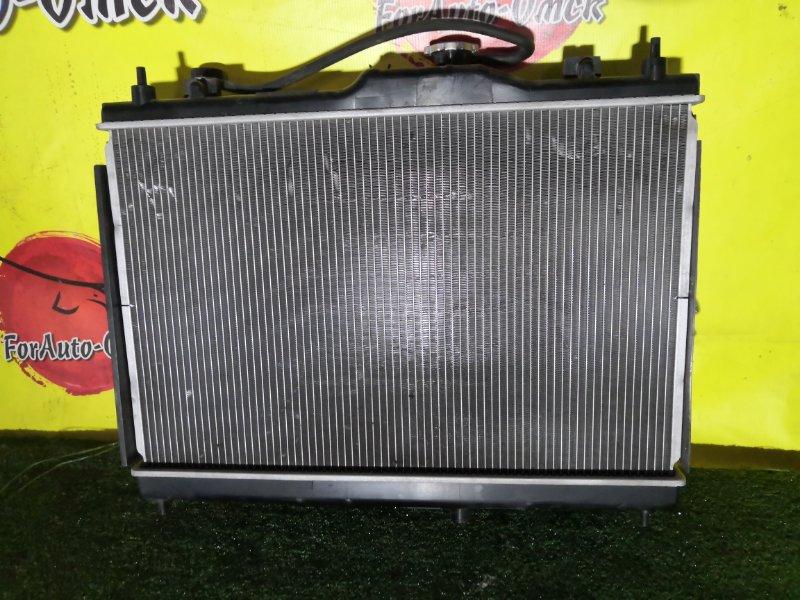 Радиатор двс Nissan Ad C11 CR12-DE (б/у)