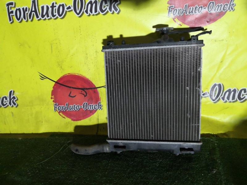 Радиатор двс Mazda Laputa HP22S (б/у)
