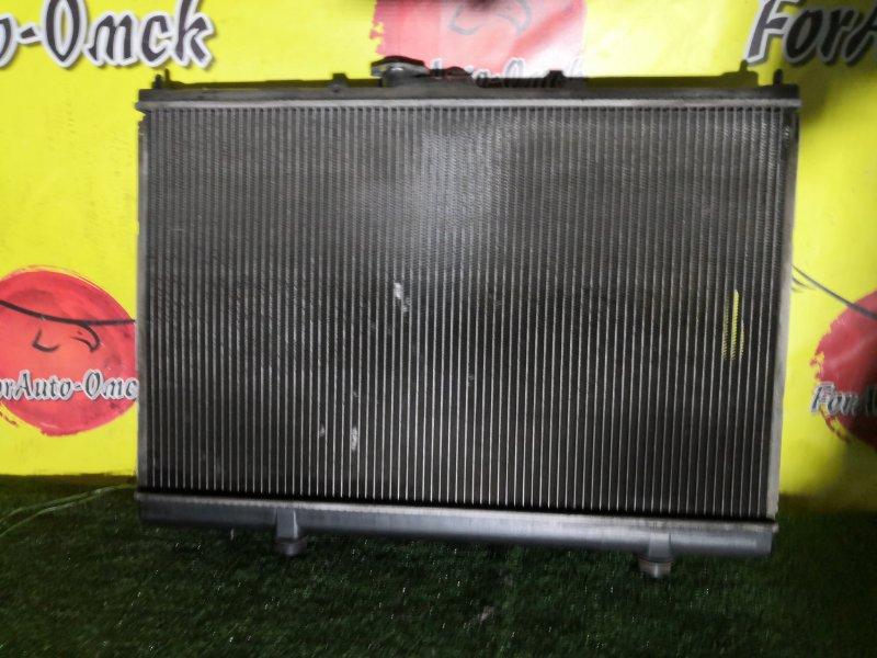 Радиатор двс Mitsubishi Chariot Grandis N64W 4G64 (б/у)