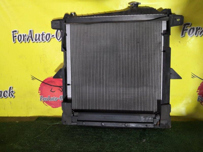 Радиатор двс Ford Explorer U251 COLOGNE V6 2007 (б/у)