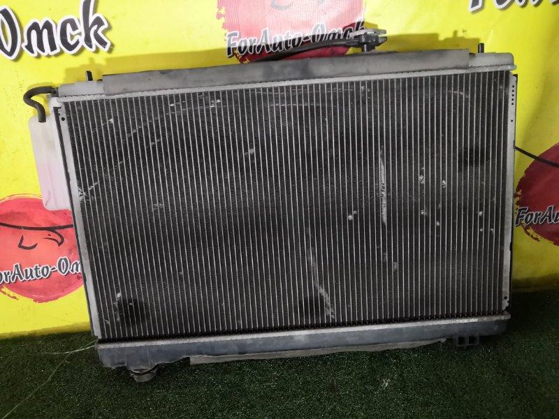 Радиатор двс Toyota Noah AZR60 2AZFE (б/у)