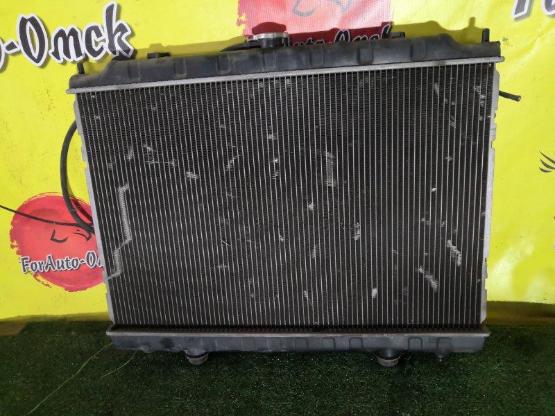Радиатор двс Nissan Liberty N30 SR20-DE (б/у)