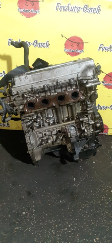 Двигатель Toyota Pontiac Allex ZCA25W 1ZZ-FE (б/у)