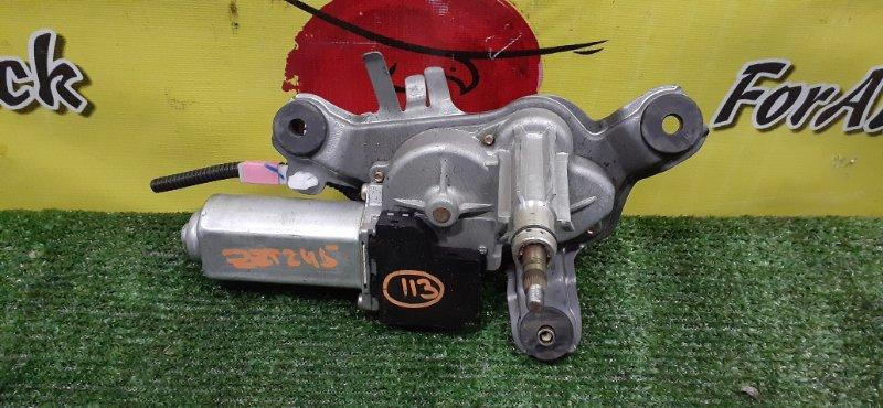 Моторчик заднего дворника Toyota Premio ZZT245 1ZZ-FE 2003 (б/у)
