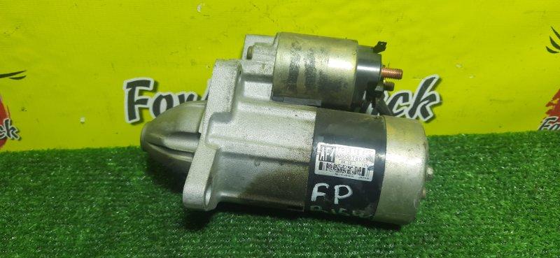 Стартер Mazda Familia BJ8W FP-DE 1999 (б/у)