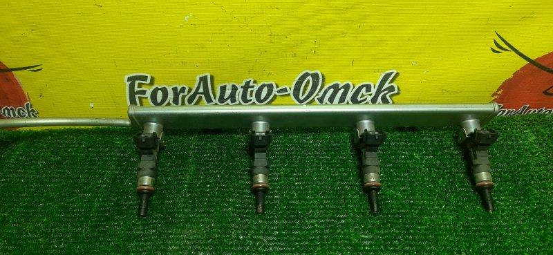 Форсунка инжекторная Mitsubishi Outlander CW5W 4B12 2007 (б/у)