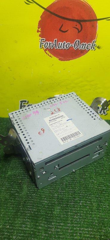 Магнитофон Mitsubishi Outlander CW5W 4B12 2007 (б/у)