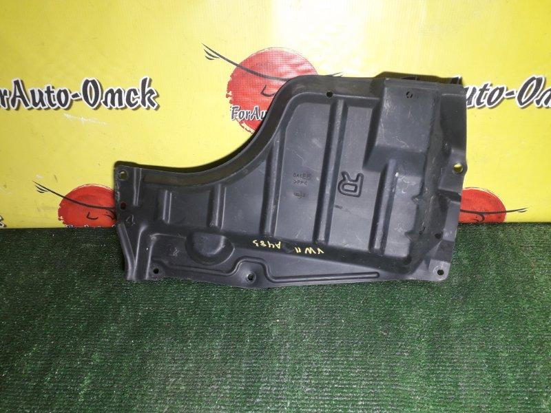 Защита двигателя Nissan Avenir JTNU30 передняя правая (б/у)