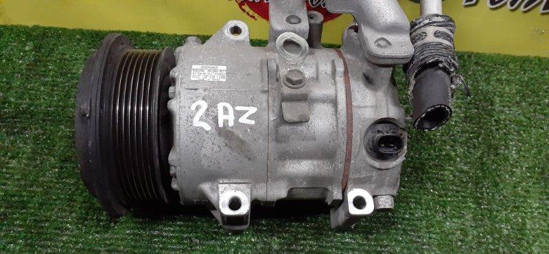 Компрессор кондиционера Toyota Noah AZR60 1AZ-FSE (б/у)
