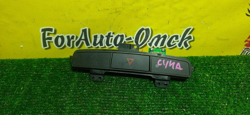 Кнопка аварийной сигнализации Mitsubishi Lancer X CY4A (б/у)