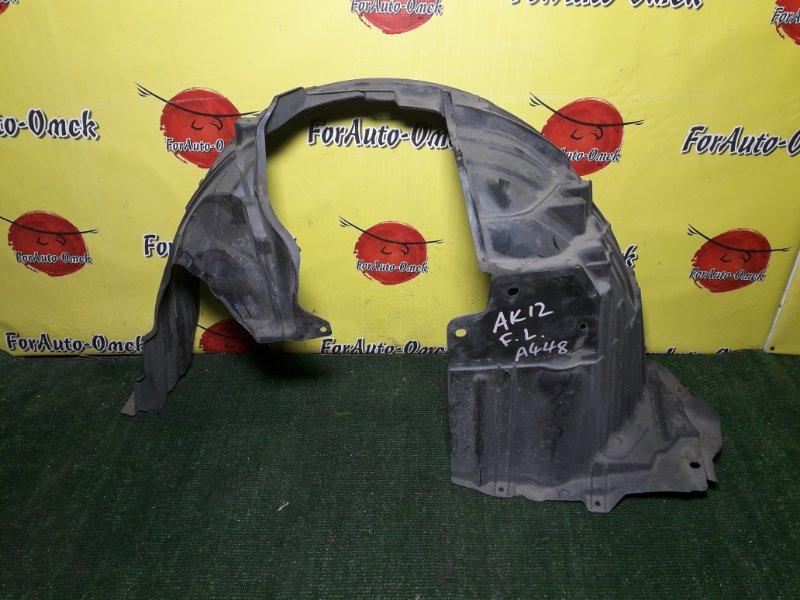 Подкрылок Nissan Cube AK12 передний левый (б/у)