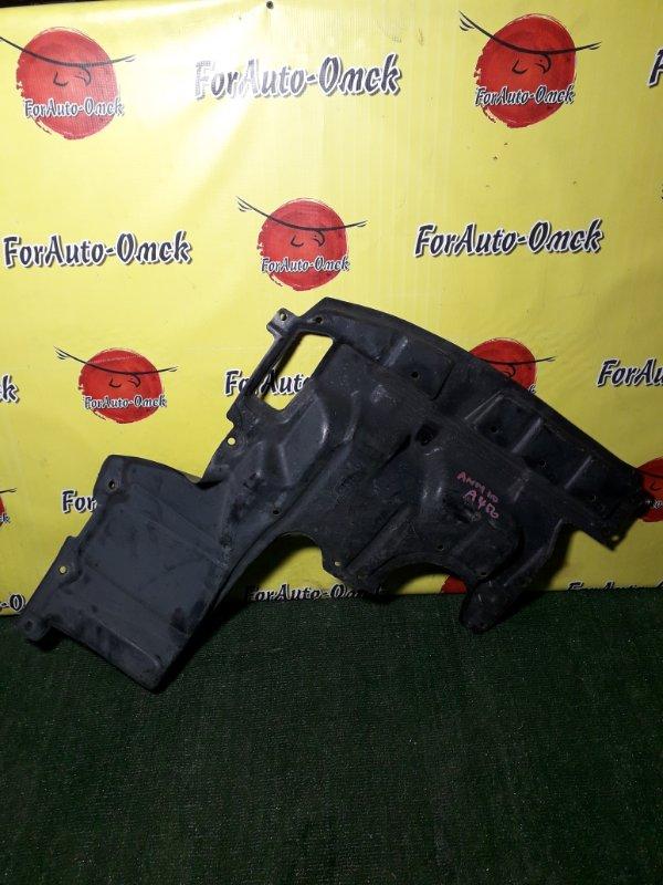 Защита двигателя Toyota Isis ANM10G передняя правая (б/у)