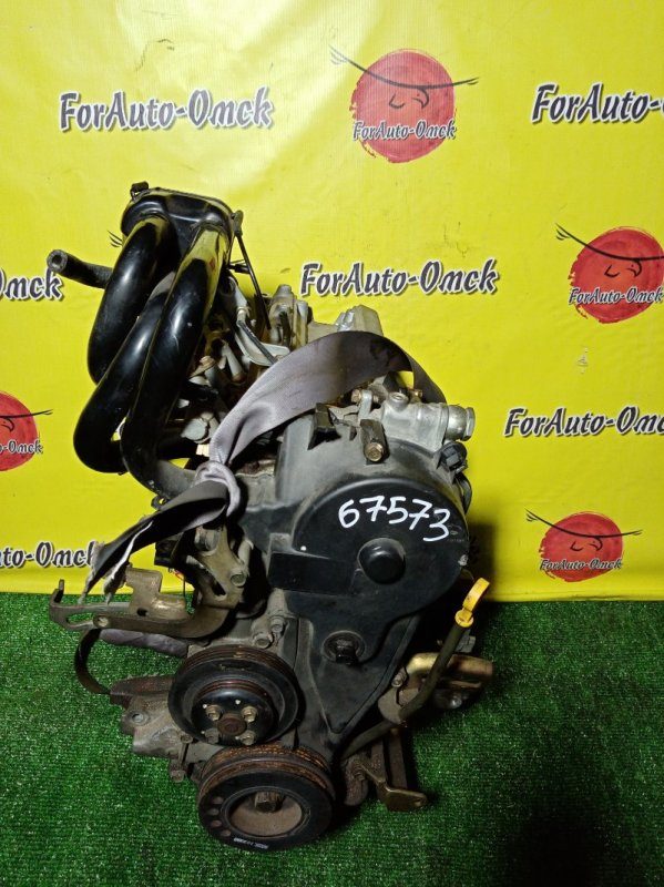 Двигатель Toyota Daihatsu Duet M100A EJ-VE (б/у)