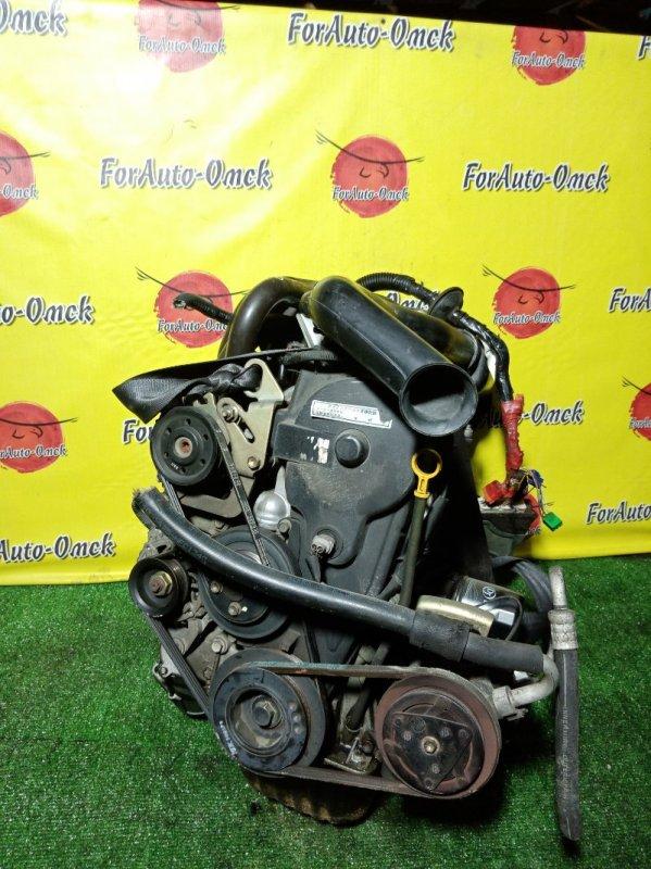 Двигатель Daihatsu Mira L700S EF-VE (б/у)