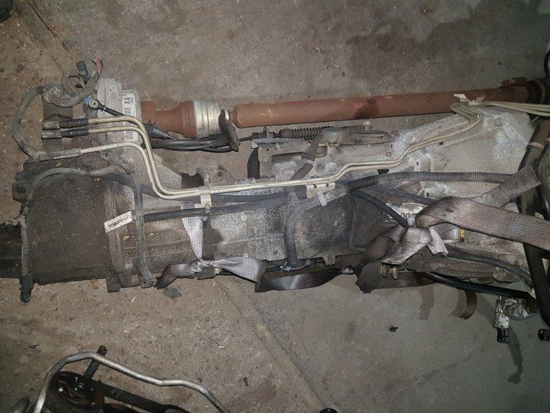 Акпп Chevrolet Trailblazer GMT360 LL8 (б/у)