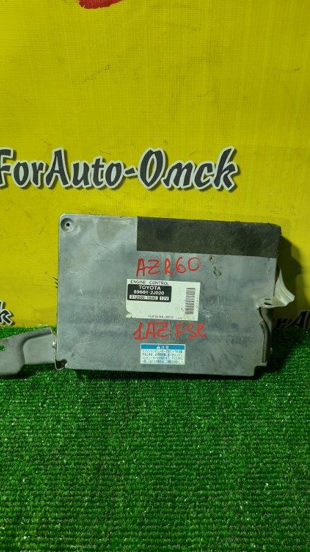 Блок управления efi Toyota Noah AZR60 1AZ-FSE (б/у)