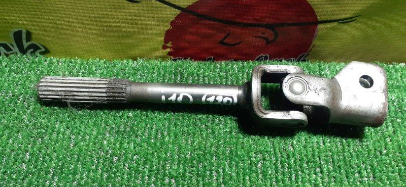 Карданчик рулевой Nissan Dualis NJ10 MR20-DE 2007 (б/у)