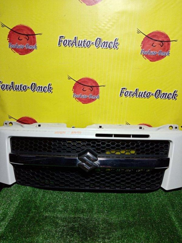 Решетка радиатора Suzuki Wagon R MH21S (б/у)