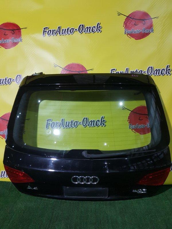 Дверь 5-я Audi A4 8K5 (б/у)