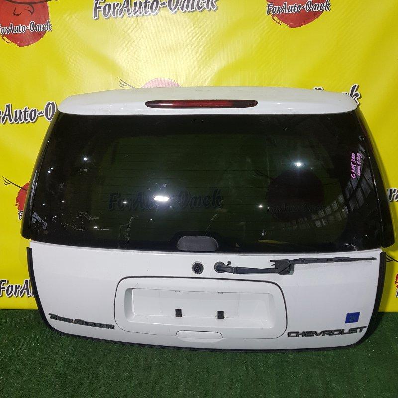Дверь 5-я Chevrolet Trailblazer GMT360 LL8 (б/у)
