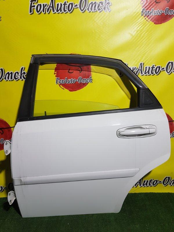 Дверь Chevrolet Lacetti J200 задняя левая (б/у)