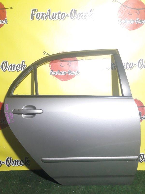 Дверь Toyota Corolla CE121 задняя правая (б/у)