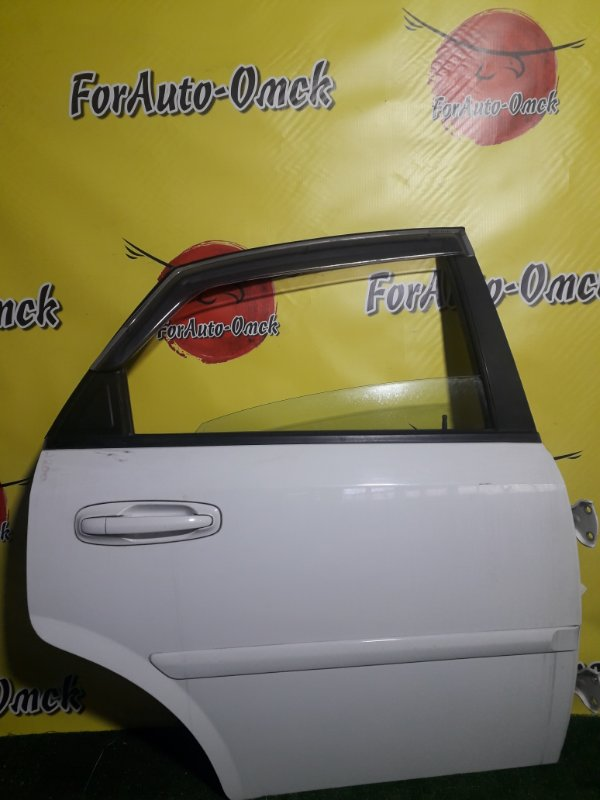 Дверь Chevrolet Lacetti J200 задняя правая (б/у)