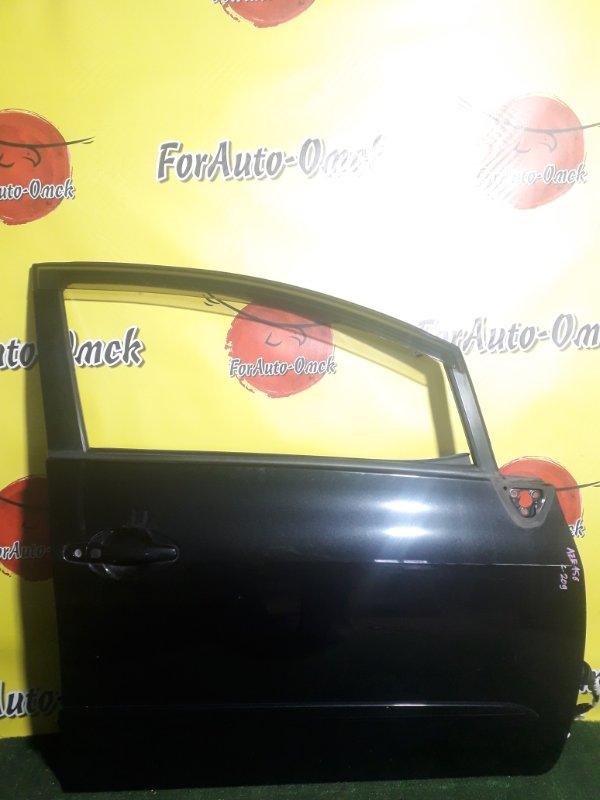 Дверь Toyota Auris ADE150 передняя правая (б/у)