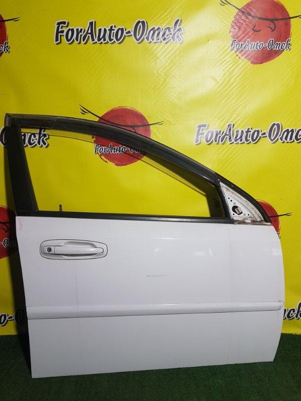 Дверь Chevrolet Lacetti J200 передняя правая (б/у)