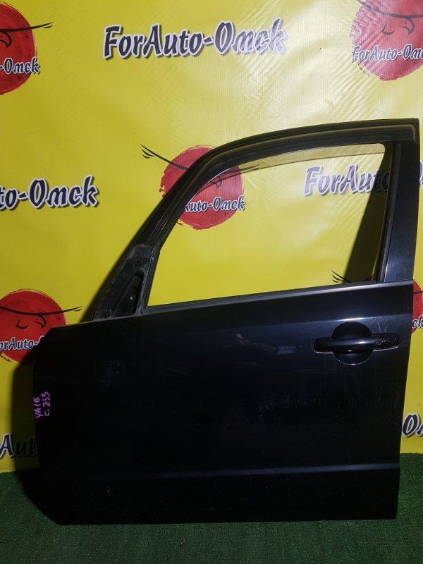 Дверь Suzuki Sx4 YA11S передняя левая (б/у)