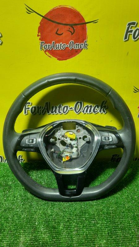 Руль Volkswagen Golf 5G1 (б/у)