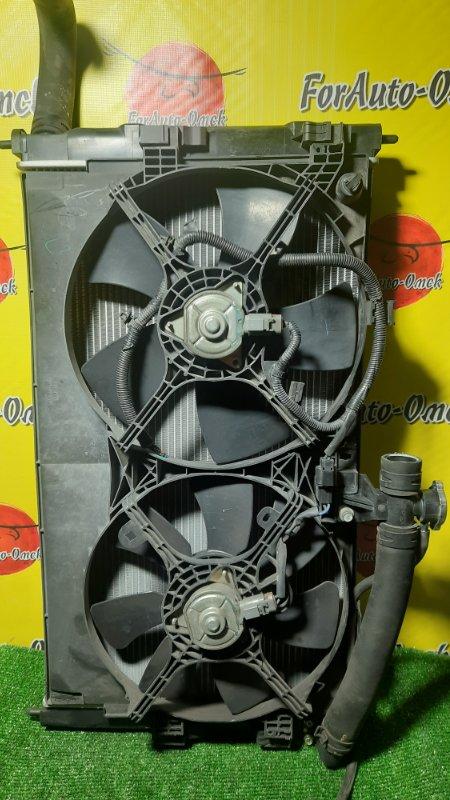Радиатор двс Mitsubishi 4007 CV2W 4A91 (б/у)