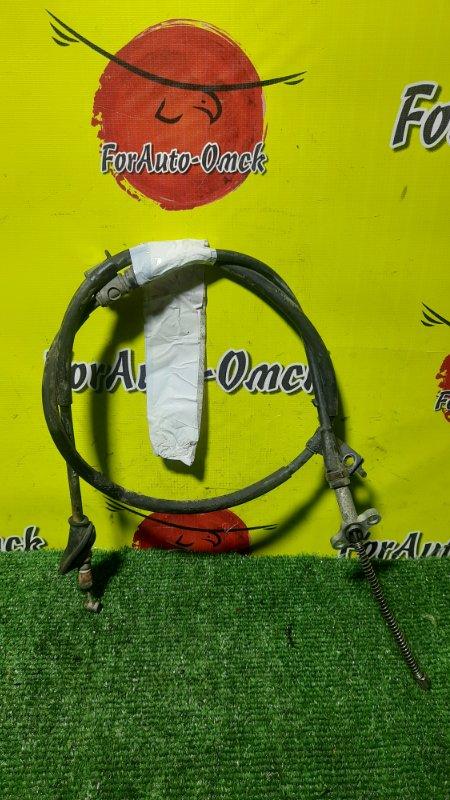 Трос ручника Honda Stream RN1 задний левый (б/у)