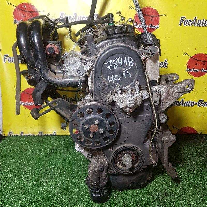 Двигатель Mitsubishi Lancer CS2A 4G15 (б/у)