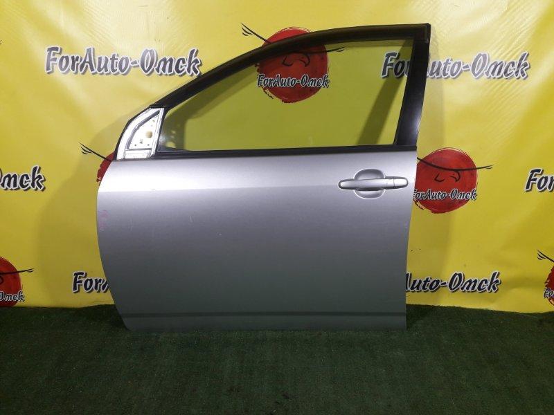 Дверь Toyota Allex CDE120 передняя левая (б/у)