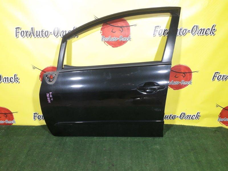 Дверь Toyota Auris ADE150 передняя левая (б/у)