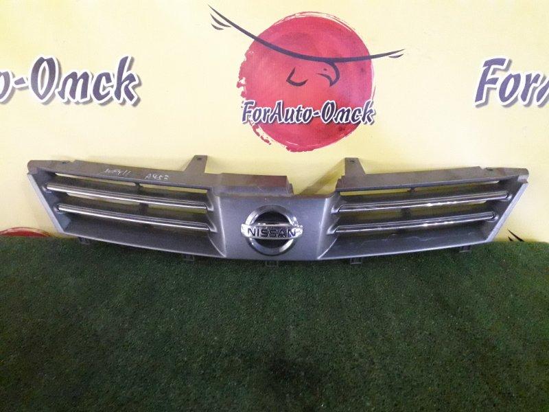 Решетка радиатора Nissan Wingroad WFNY11 (б/у)