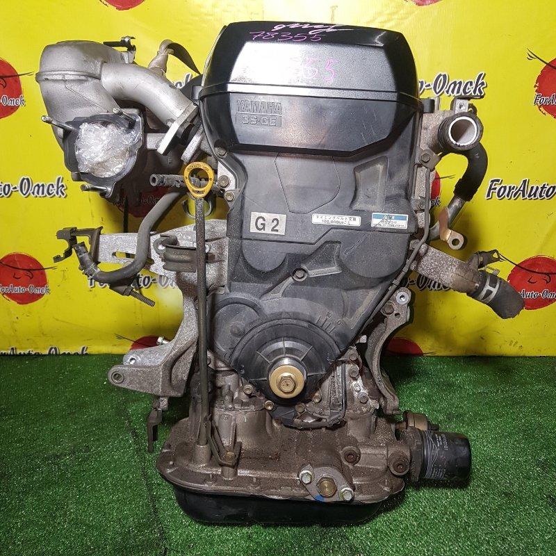 Двигатель Toyota Altezza SXE10 3S-GE (б/у)