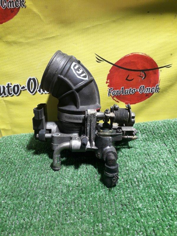 Заслонка дроссельная Nissan Terrano LR50 VG33E 1996 (б/у)