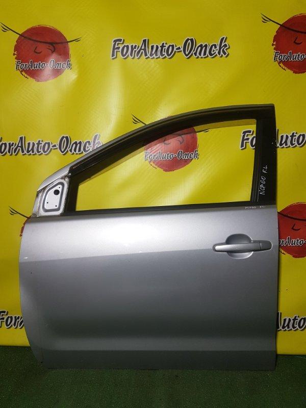 Дверь Toyota Scion NCP60 передняя левая (б/у)