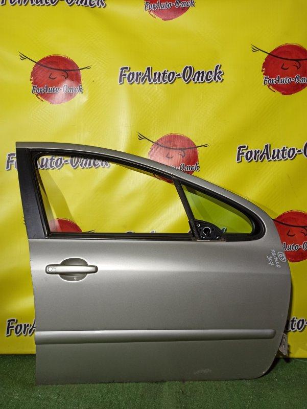 Дверь Peugeot 307 3A/C EW10AF 2009 передняя правая (б/у)