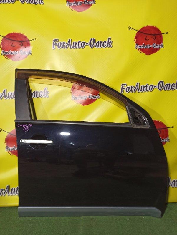 Дверь Mitsubishi Outlander CW5W 4B12 2005 передняя правая (б/у)