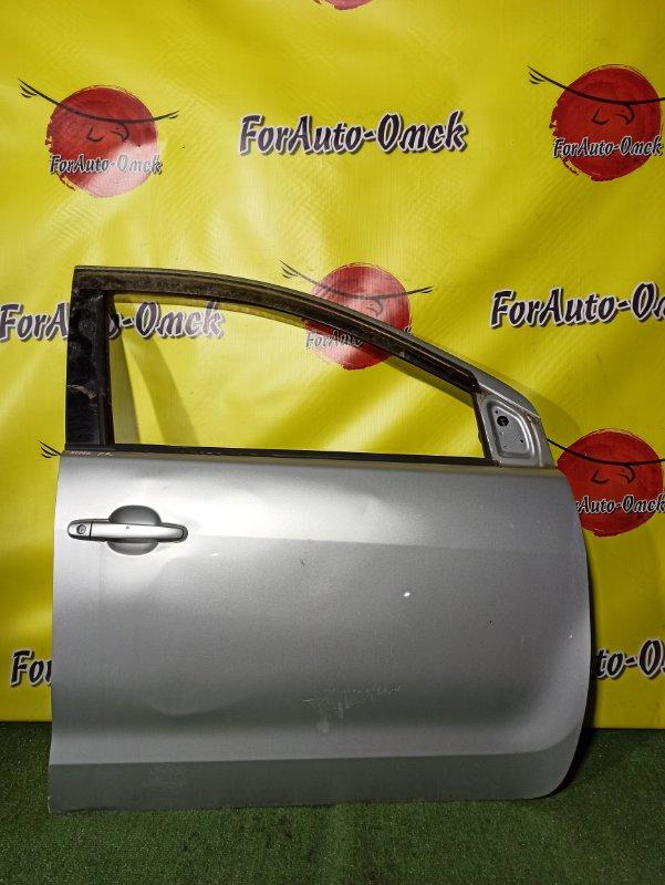 Дверь Toyota Scion Ist NCP60 передняя правая (б/у)